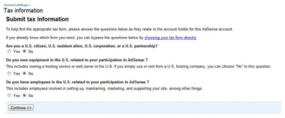 Tips for Adsense Account approval