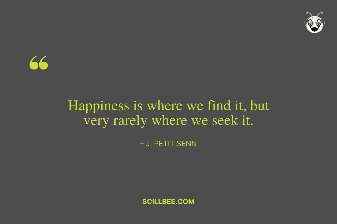 Positive Short Happy Life Quotes