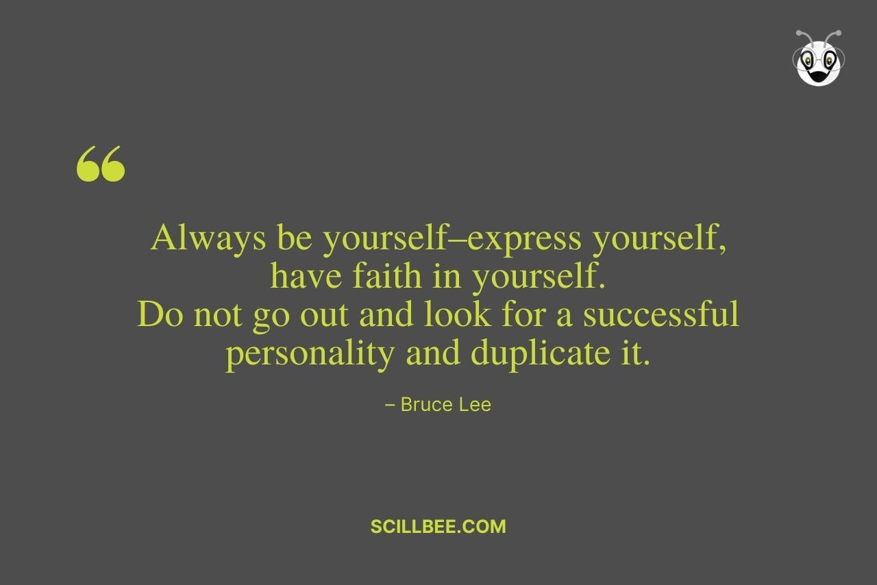 Short quotes on self belief