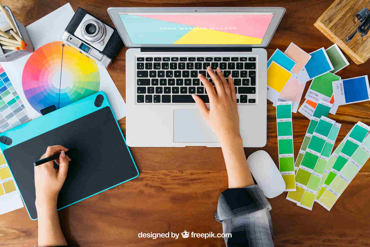 Graphic Designing - Work From Home Job